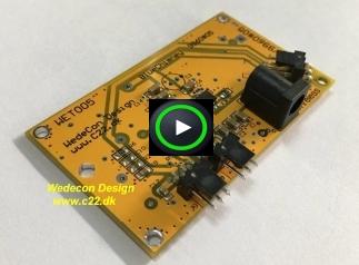bluetracking beacontracking elektronikudvikling EASYIPCU 8870